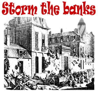 Storm The Banks