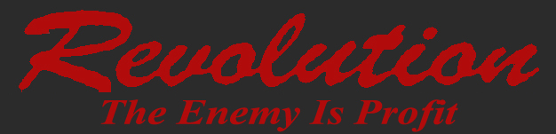 Revolution-Enemy Is Profit